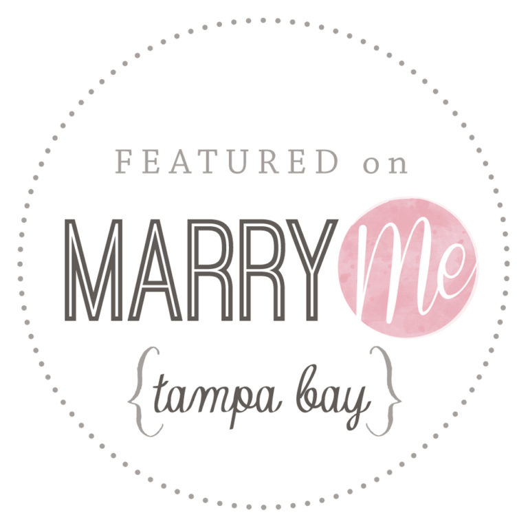 Marry Me Tampa Badge